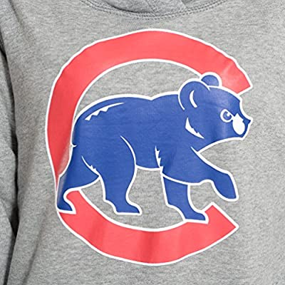 Womens Chicago Cubs Athletic Hoodie Pullover
