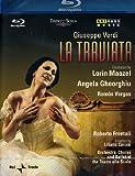 echange, troc Giuseppe Verdi - La Traviata / Gheorghiu, Vargas, Frontali, Maazel, Cavani (Teatro alla Scala 2007) [Blu-ray]