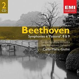 Beethoven: Symphonies Nos. 6, 8 & 9