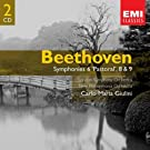 Beethoven: Symphonies Nos. 6, 8 & 9
