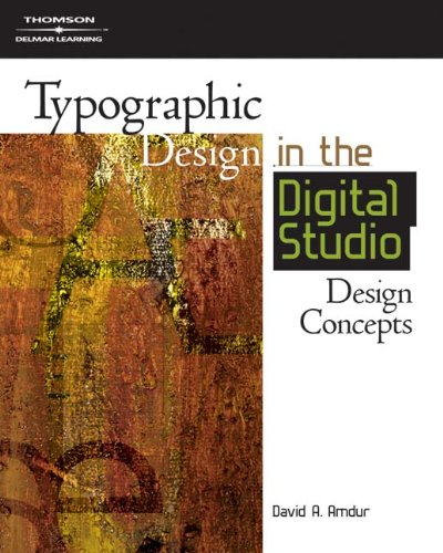 Bundle: Typographic Design in the Digital Studio + Application Skills Modules