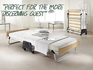 NEW Jay Be J Bed Single Folding Guest Bed and Storage Cover       Customer reviews and more information