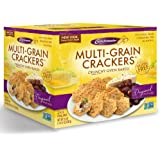 Crunchmaster Multi-Grain Crackers, Gluten Free, 20 oz. Home Grocery Product