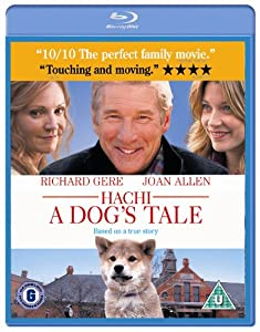 Hachi - A Dog's Tale [Blu-ray]