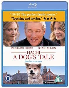 Hachi A Dog S Tale Blu Ray Amazon Co Uk Sarah Roemer