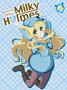 探偵オペラ ミルキィホームズ 第2幕【4】 [DVD]