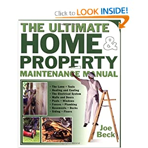 The Ultimate Home And Property Maintenance Manual