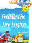 Fire Engine Book: Freddie The Fire En...