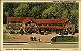 Riverside Hotel Gatlinburg, Tennessee Original Vintage Postcard