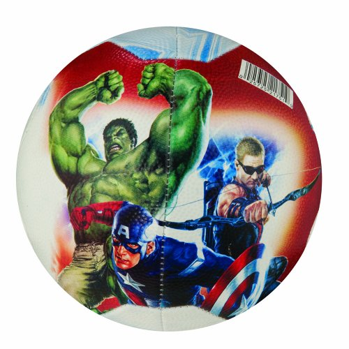 Franklin Sports Marvel The Avengers Air Tech Soccer Ball (Size 3)