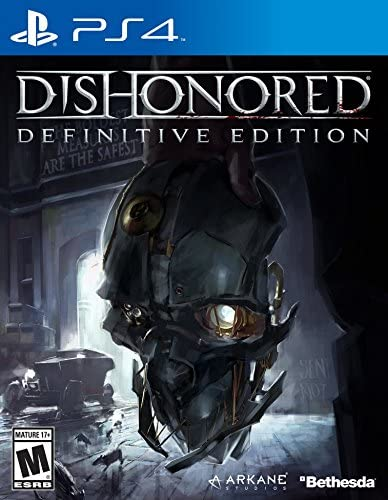 Dishonored: Definitive Edition for PS4
