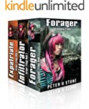 Forager - the Complete Trilogy (A Post Apocalyptic/Dystopian Trilogy)