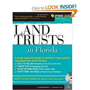 Land Trusts in Florida, 9E Mark Warda