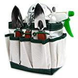51OorLW8j7L. SL160  Trademark Tools 75 1207 7 in 1 Plant Care Garden Tool Set, Indoor and Outdoor
