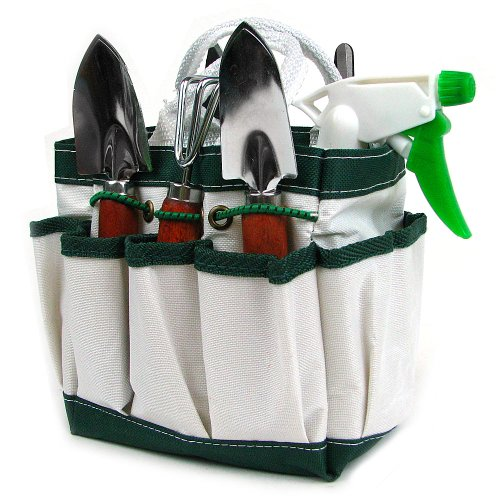 Trademark Tools 75-1207 7-in-1 Plant Care Garden Tool Set, Indoor and Outdoor