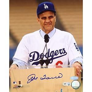 Steiner Sports MLB Los Angeles Dodgers Joe Torre Dodgers Press Conference 16 x... by Steiner Sports