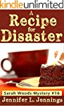 A Recipe for Disaster (Sarah Woods My...