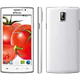 aPhone® apone 5 inch screen 512MB RAM+ 4G ROM ARMv7 CPU Factory unlocked dual SIM android smart phone (White)