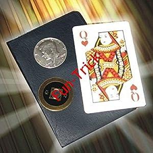 Lethal Tender Magic / Magic Tricks/Magic Props/Coin & Money Tricks