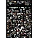 (24x36) Coffee Shops Amsterdam Poster Pot marijuana bar