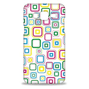 ezyPRNT Samsung Galaxy On 5 Mobile Back Case Cover with Beautiful Premium Many Shapes Box pattern