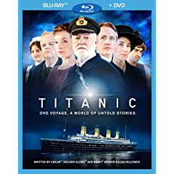Titanic (Blu-ray/ DVD Combo)