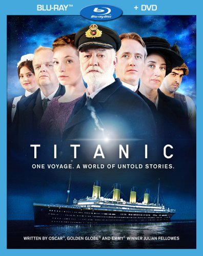 Cover art for  Titanic (Blu-ray/ DVD Combo)