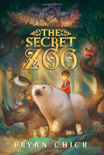 The Secret Zoo - 1 of 10 Fantasy Books for Young Adults - LibraryAdventure.com