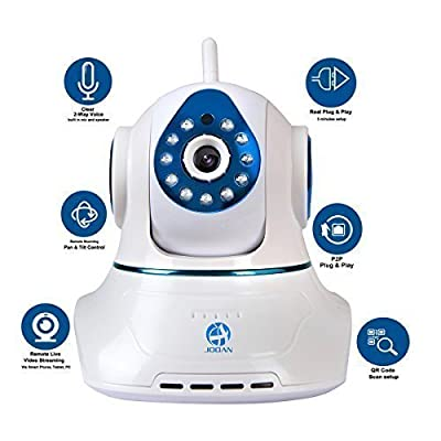 JOOAN 720p IP Camera Home Security System
