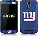 NFL | New York Giants Distressed | Skinit Skin for Samsung Galaxy S II - T-Mobile