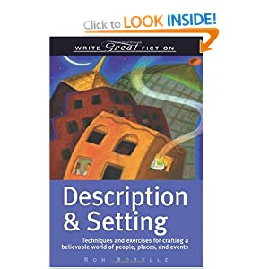 Image: Cover of Write Great Fiction: Description and Setting