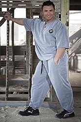 BIG SAM Ragtop Rag Top Sweater Gym T-Shirt UNCLE BODY DOG Logo *3123*