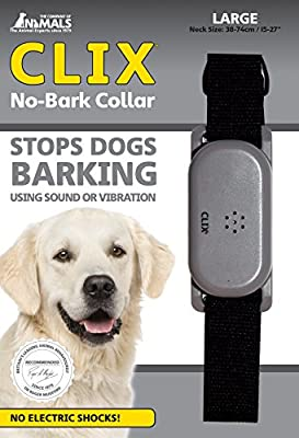 Clix No Bark Collar_Parent