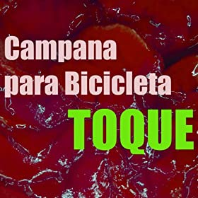 Amazon.com: Toque Campana para Bicicleta: Toques para Telemovel: MP3
