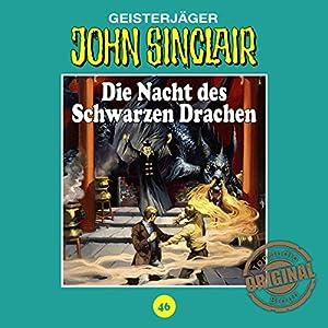 Die Nacht des Schwarzen Drachen (John Sinclair - Tonstudio Braun Klassiker 46) Hörspiel