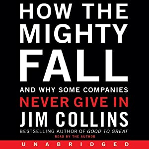 How the Mighty Fall (Excerpt) Audiobook
