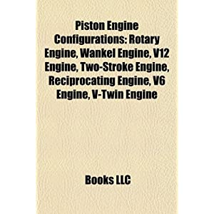 Amazon.com: Piston engine configurations: Rotary engine, Wankel ...
