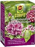 COMPO Rhododendron Langzeit-Dünger, hochwertiger...