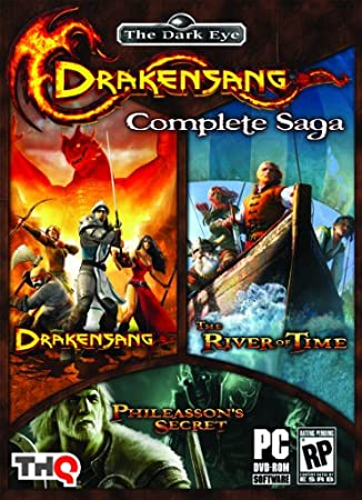 Drakensang: Complete Saga (Drakensang / River of Time / Phileasson's Secret)