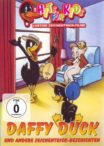 daffy-duck-und-andere-zeichentrick-geschichten-import-allemand