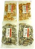 【Amazon.co.jp限定】 麦こがしと柿の実南京のふるさと菓子2種詰合せセット