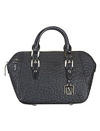 Adamis Beautiful Designed Handbag (Black_B729)