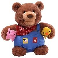 "Gund Thomas The Old Macdonald Bear 12"" Animated Plush from Gund"