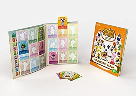Animal Crossing Amiibo Cards Collectors Album - Series 2