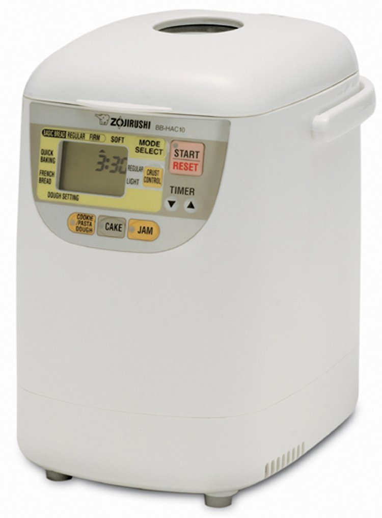 Zojirushi Bread Maker BB-HAC10: Multiple Features for Utter Ease
