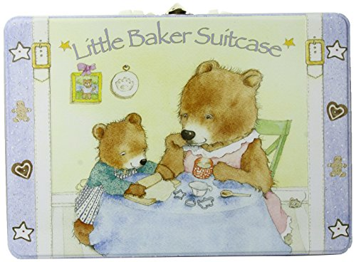 Child to Cherish Little Baker Suitcase, Blue