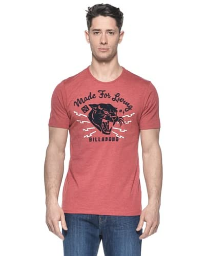 Billabong Tee Shirt Mfl Ss [Rosso]