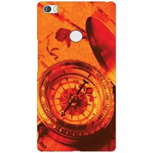 Xiaomi Mi Max Back Cover Designer Hard Case Printed Cover