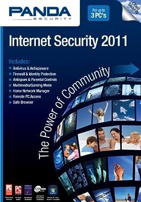 Panda Internet Security 2011 3-User [Download] [OLD VERSION]