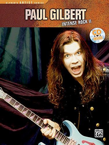Paul Gilbert Intense Rock II